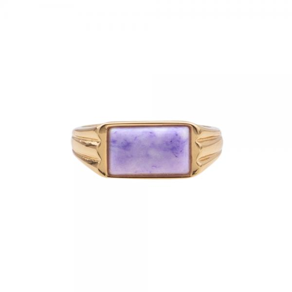 5829Ring_cherie_rectangle_marble_lilac