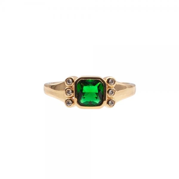 5837Ring_cherie_square_green_