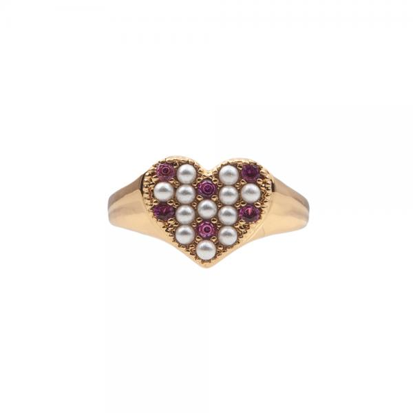 5846Ring_cherie_heart_pearl_pink