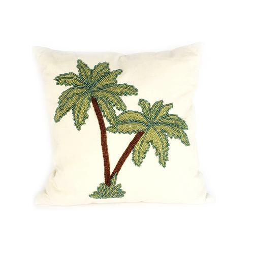 7773Palmtree_beads_cushion